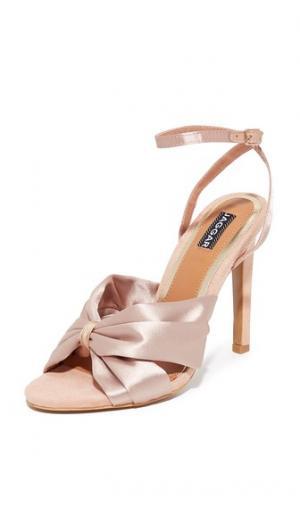 Туфли на каблуках Turn JAGGAR. Цвет: оранжевый