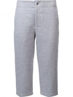 Capri trousers Co. Цвет: серый
