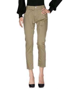 Повседневные брюки SEAL KAY INDEPENDENT. Цвет: зеленый-милитари