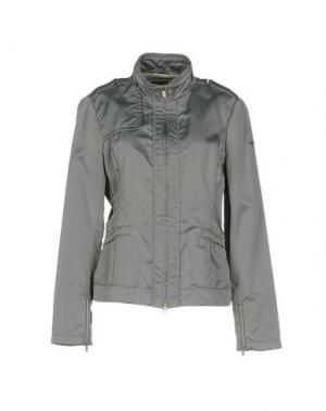 Куртка DEK'HER. Цвет: серый