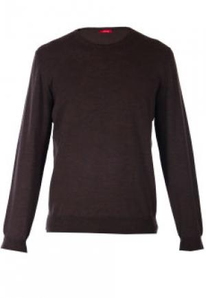 Джемпер ALTEA. Цвет: коричневый
