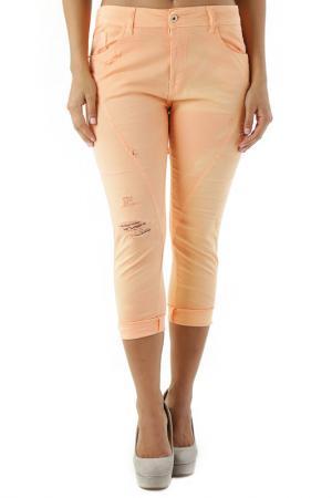 Pants 525. Цвет: orange