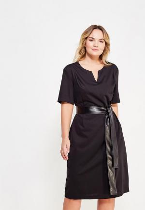 Платье Zarus. Цвет: черный