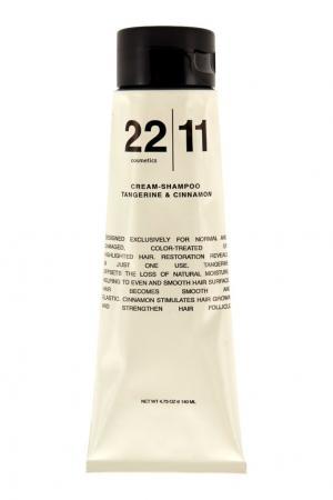 Крем-шампунь Tangerine & Cinnamon, 140ml 22/11. Цвет: бежевый