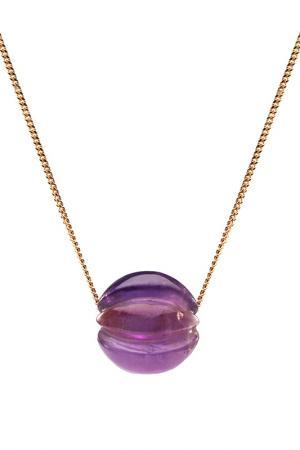 Подвеска Samsara. Цвет: фиолетовый