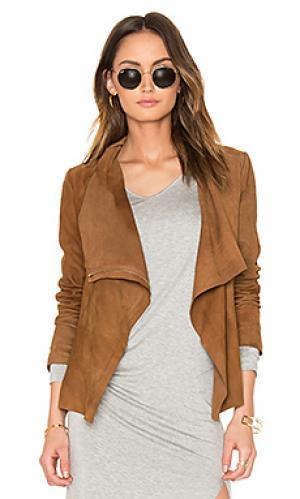 Куртка rayla sen. Цвет: коричневый