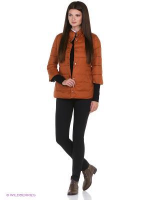 Куртка adL. Цвет: оранжевый