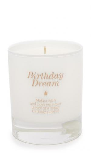 Свеча Make a Wish for Birthday Dream Gift Boutique