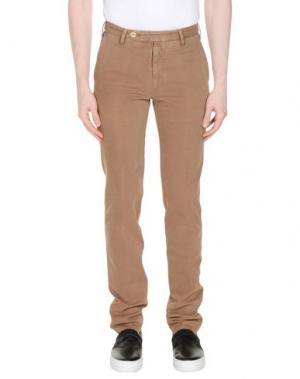 Повседневные брюки ROTASPORT. Цвет: верблюжий