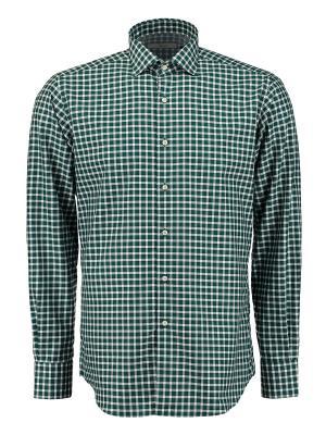 Рубашка Ingram. Цвет: зеленый