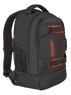 Рюкзак CARBON - 3 Target. Цвет: черный, оранжевый