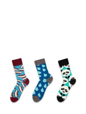 Носки Sammy Icon. Цвет: черный, бордовый, голубой, желтый, синий