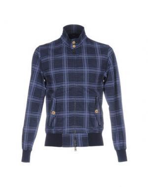 Куртка CIRCOLO 1901. Цвет: грифельно-синий