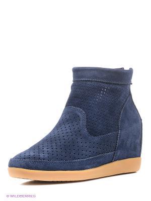 Сникеры Shoe the Bear. Цвет: темно-синий