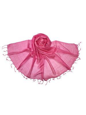 Палантин Ethnica. Цвет: розовый