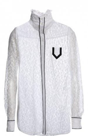 Блуза No. 21. Цвет: белый