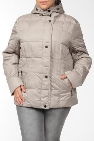 Куртка GODSKE. Цвет: бежевый