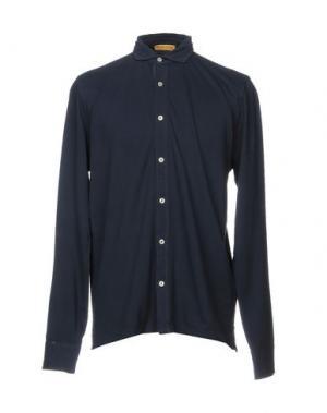 Pубашка BRYAN DAVIS. Цвет: темно-синий