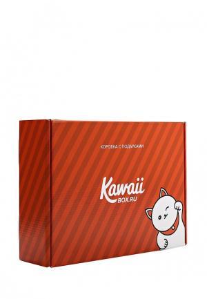 Комплект Kawaii Factory. Цвет: разноцветный