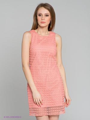 Платье Camelot. Цвет: коралловый