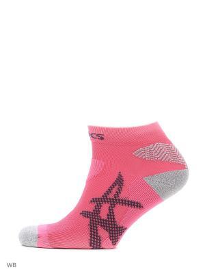 Носки KAYANO SOCK ASICS. Цвет: розовый
