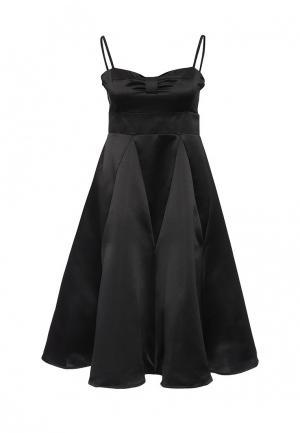 Платье Chic. Цвет: черный