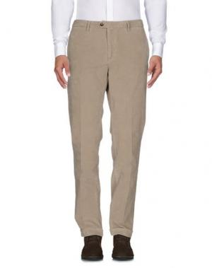 Повседневные брюки SEVENTY. Цвет: бежевый