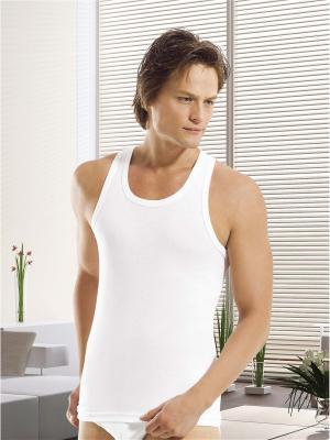Борцовка Мужская Oztas underwear. Цвет: белый