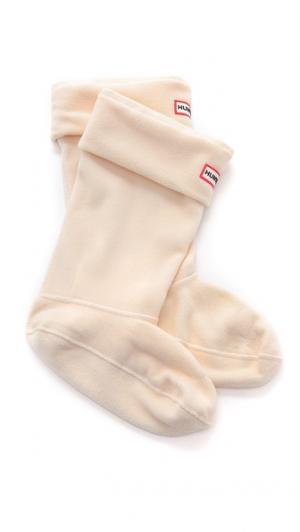 Носки под ботинки Hunter Boots. Цвет: золотой
