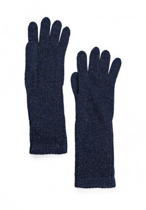 Перчатки Liu Jo. Цвет: синий