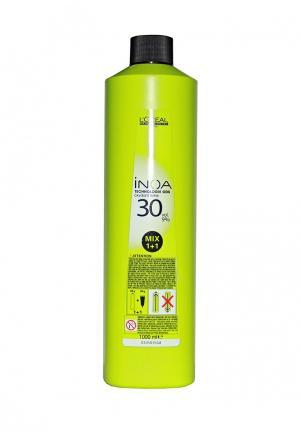 Оксидент обогащенный 9% LOreal Professional L'Oreal. Цвет: зеленый