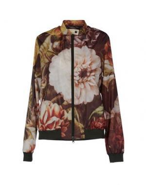 Куртка FIFTEEN AND HALF. Цвет: коричневый