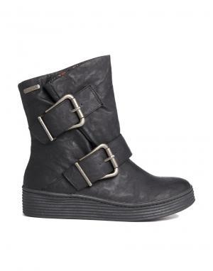 Ботинки с пряжками  Barnaby Blowfish. Цвет: black relax