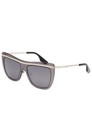 Солнцезащитные очки McQ Alexander McQueen. Цвет: 003