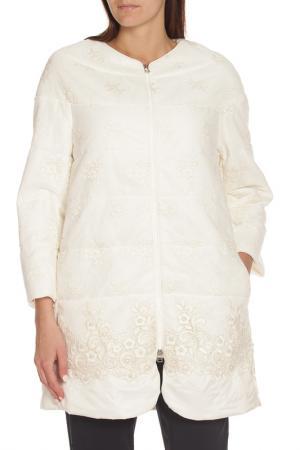 Куртка Ermanno Scervino. Цвет: белый