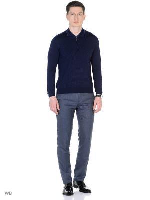 Пуловер Svevo. Цвет: темно-синий