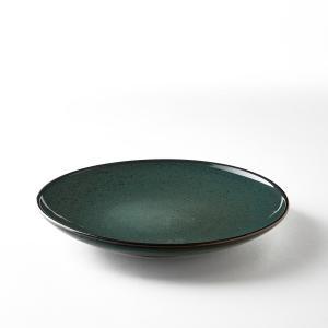 Тарелка мелкая из керамики, Ø29,5 см, Aqua от Serax AM.PM.. Цвет: бирюзовый,синий