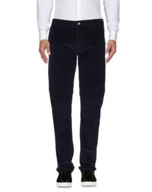 Повседневные брюки PT05. Цвет: темно-синий