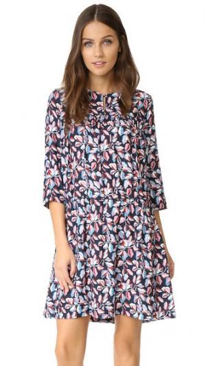 Платье Constance Paul & Joe Sister. Цвет: голубой