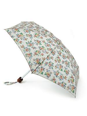 Зонт женский механика Cath Kidston Fulton. Цвет: молочный