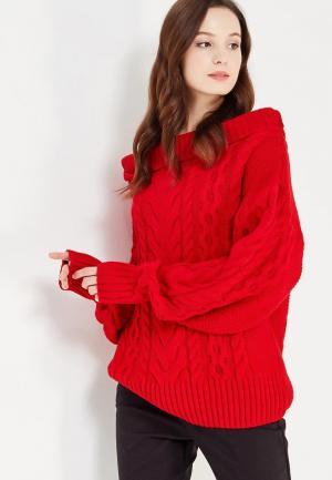 Свитер Demurya Collection. Цвет: красный