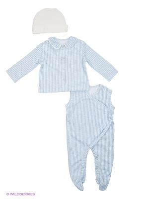 Комплект одежды ФЭСТ. Цвет: голубой