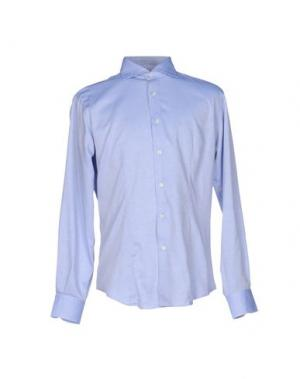 Pубашка JEY COLE MAN. Цвет: лазурный