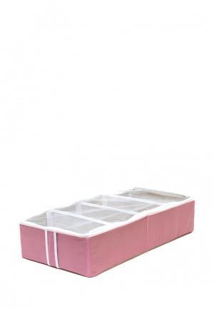 Система хранения Homsu. Цвет: розовый