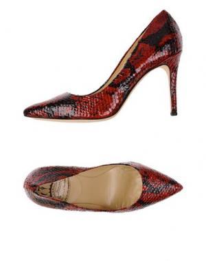 Туфли L'ARIANNA. Цвет: красный