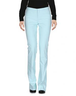 Повседневные брюки PT0W. Цвет: светло-зеленый