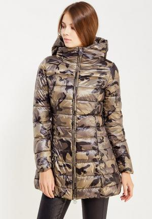 Куртка утепленная Met. Цвет: хаки