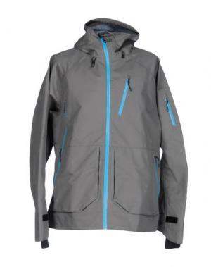 Куртка VÖLKL. Цвет: серый