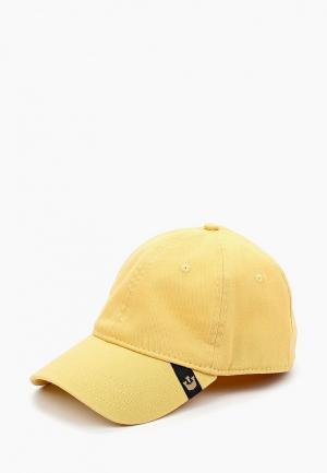 Бейсболка Goorin Brothers. Цвет: желтый