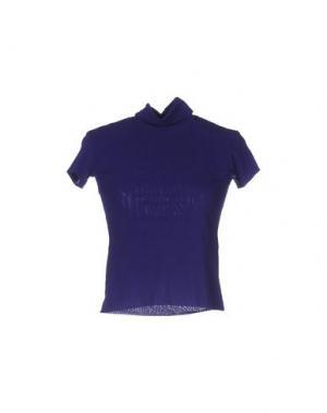Футболка ALMERIA. Цвет: фиолетовый